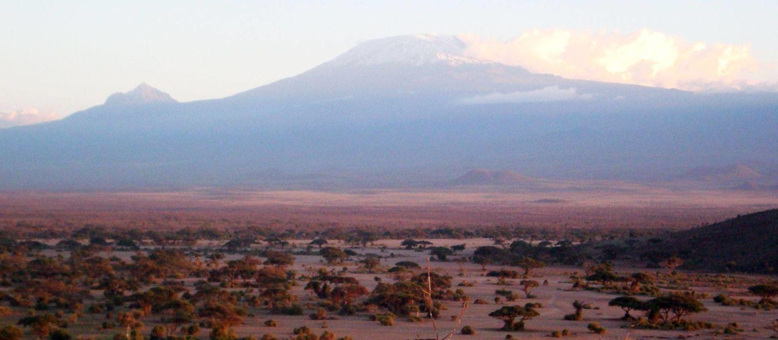 Destination Amboseli Kenya