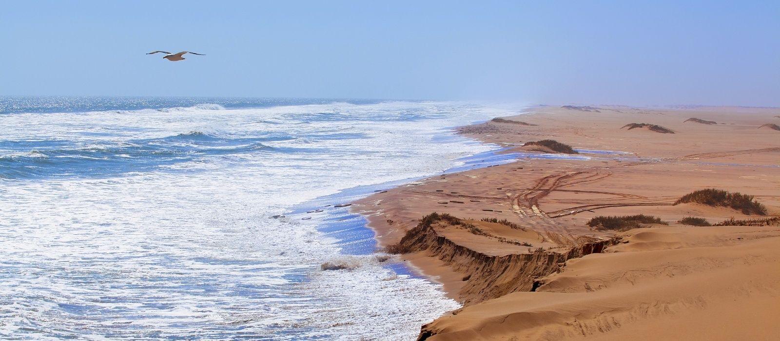 Destination Skeleton Coast Namibia