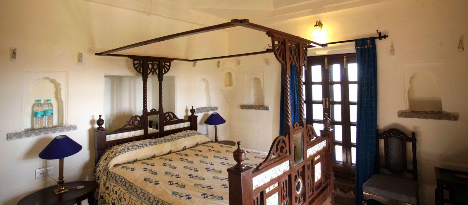 Hotel Bhainsrorgarh Fort Nordindien