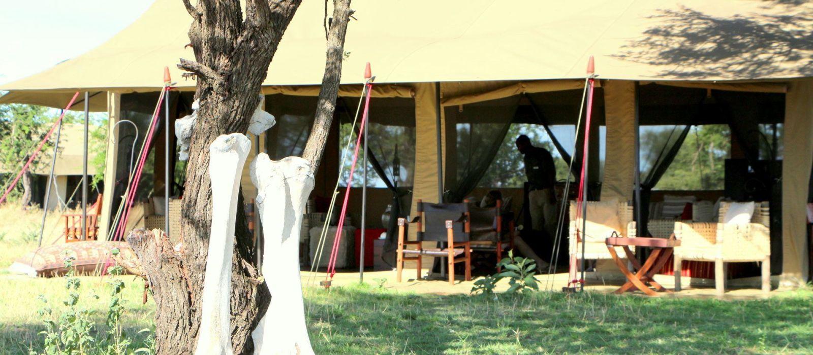 Hotel Kimondo Camp – Südserengeti Tansania