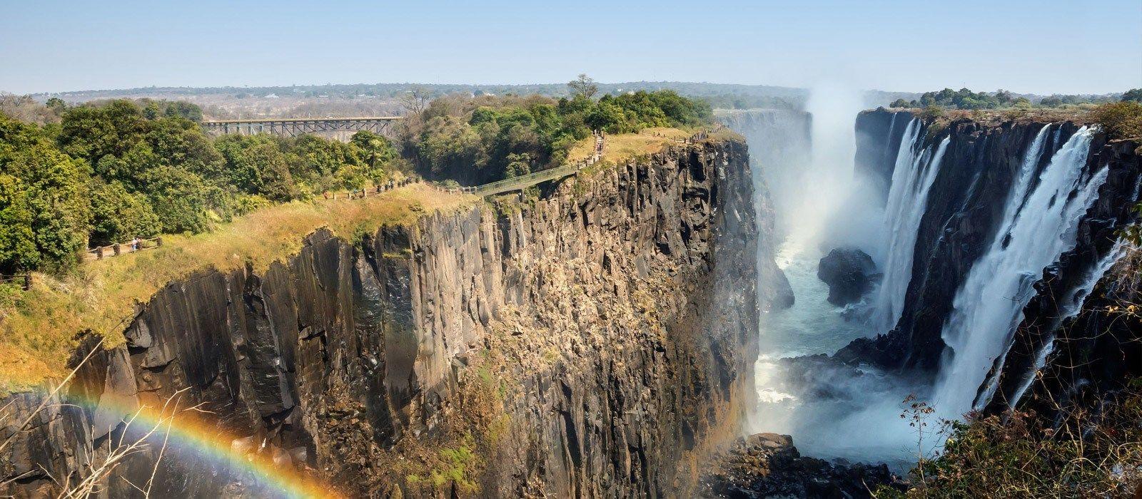 Südafrika, Sambia & Botswana: Safaris, Wein und Wasserfälle Urlaub 1