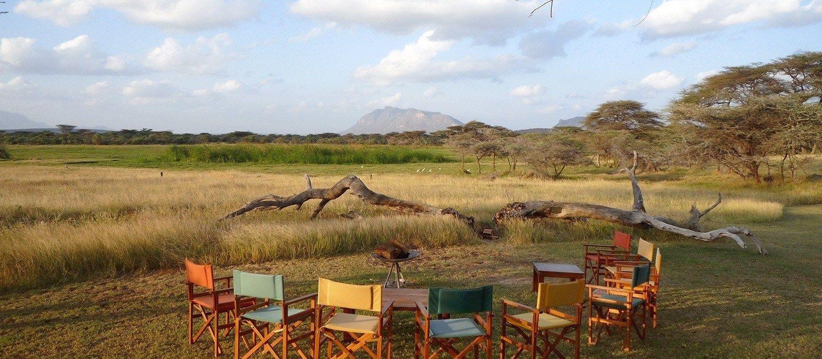 Destination Samburu Kenya