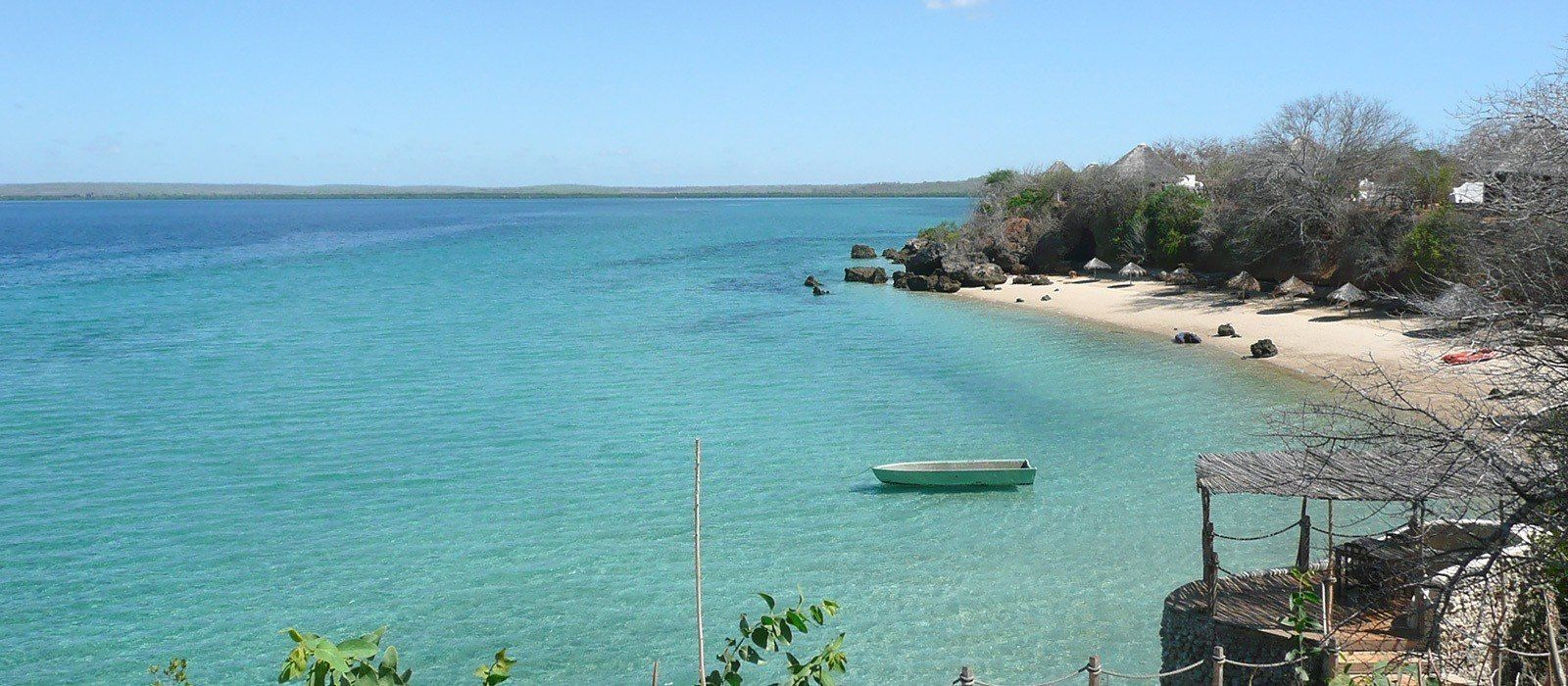 Destination Memba Bay Mozambique
