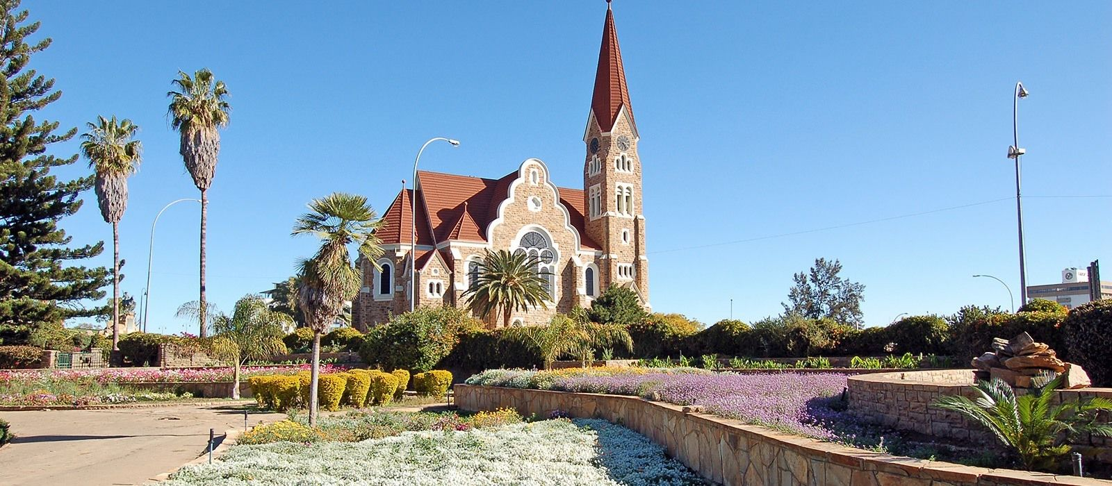 Destination Windhoek Namibia