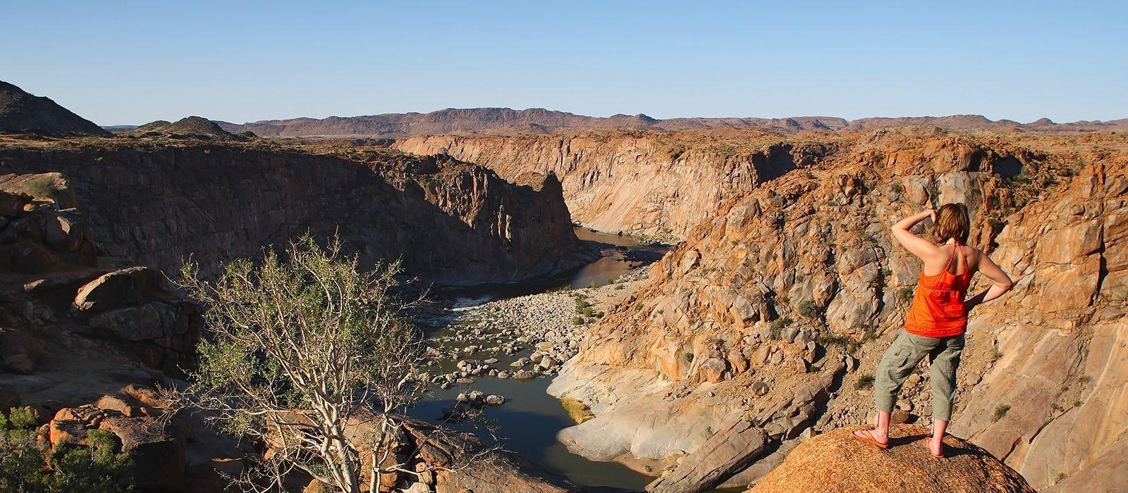 Destination Kalahari Desert South Africa