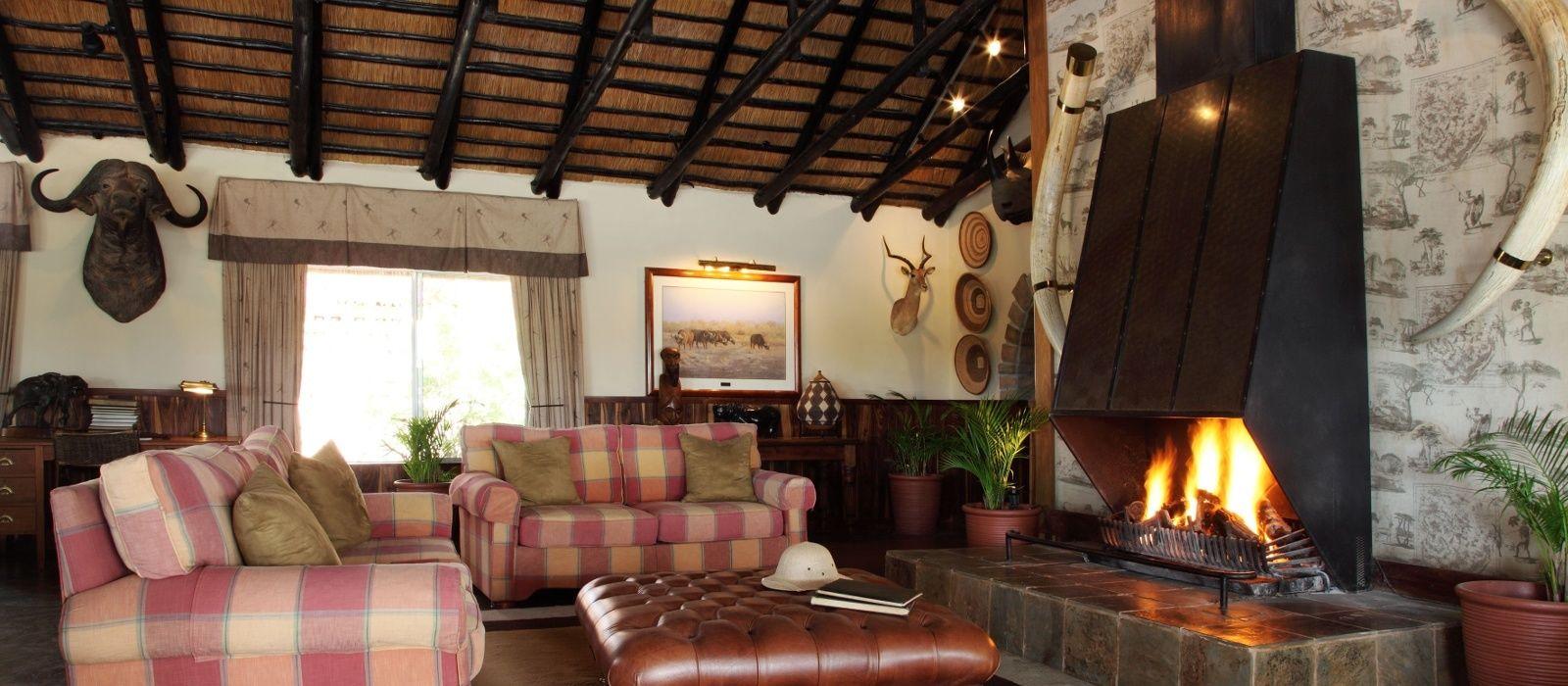 Hotel Mala Mala Main Camp Südafrika