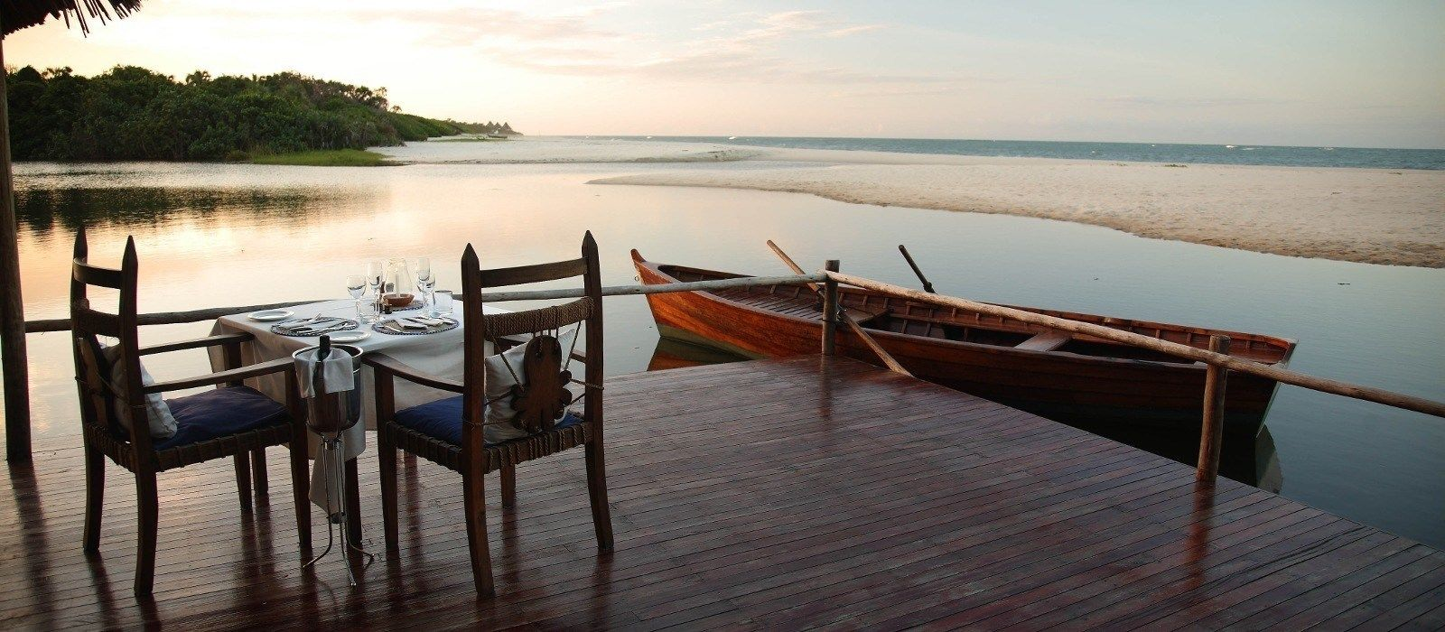 Hotel Ras Kutani Tanzania