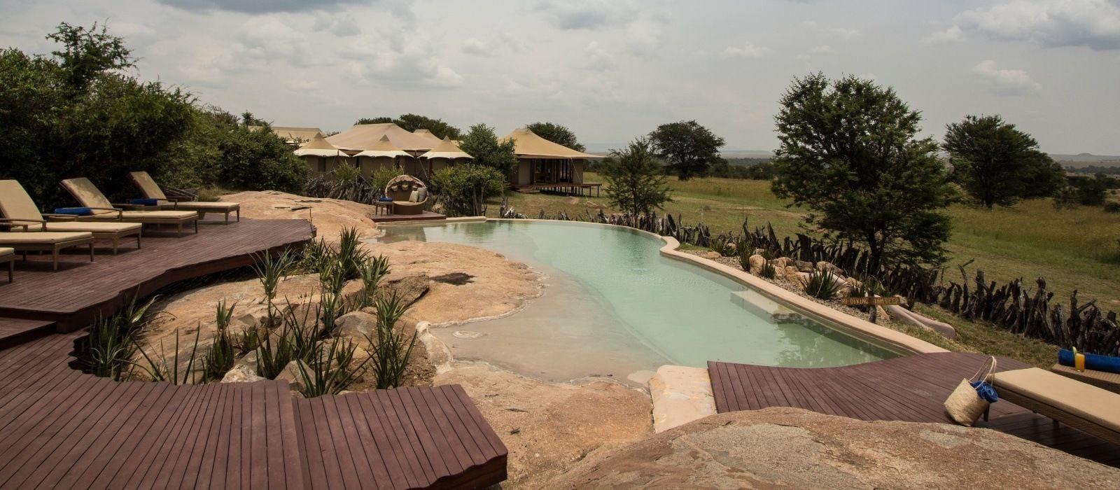 Hotel Sayari Camp Tanzania