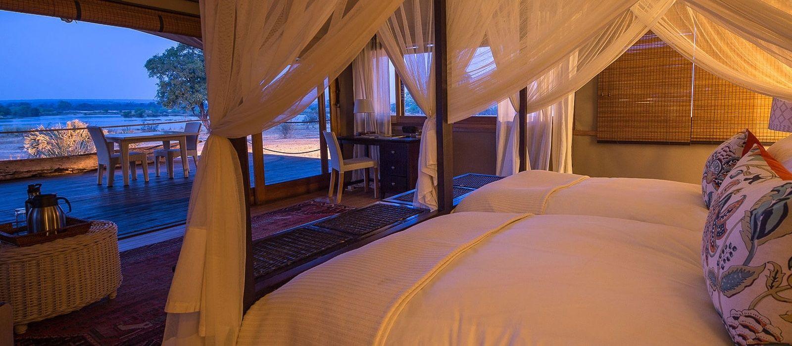 Hotel Toka Leya Camp Sambia