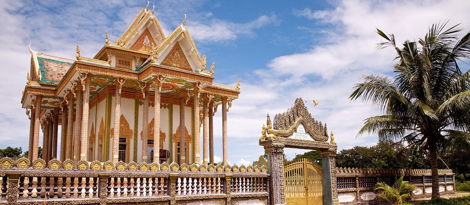 Reiseziel Battambang Kambodscha
