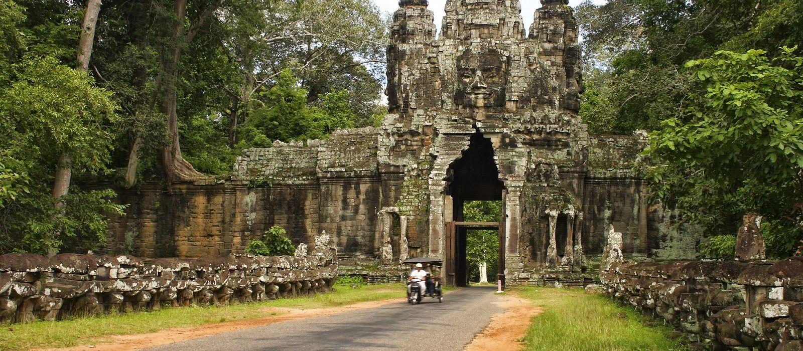 Reiseziel Kompong Thom Kambodscha