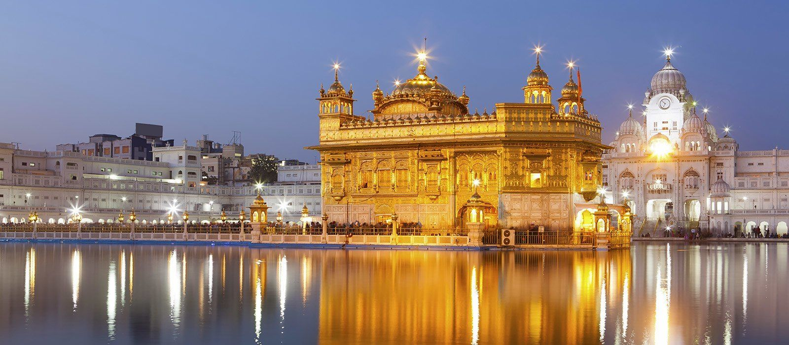 Destination Amritsar North India