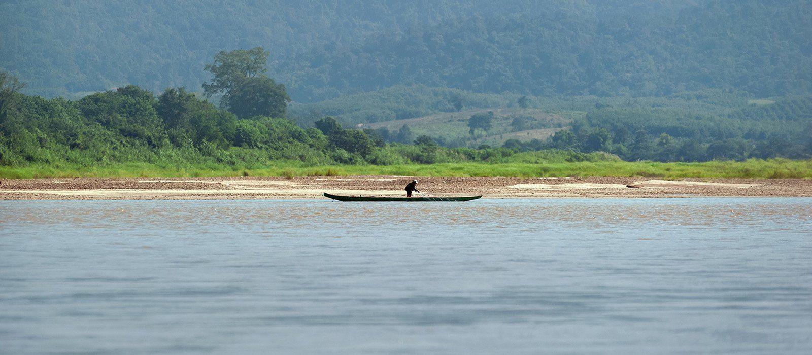 Destination Pakse / Mekong Delta Laos
