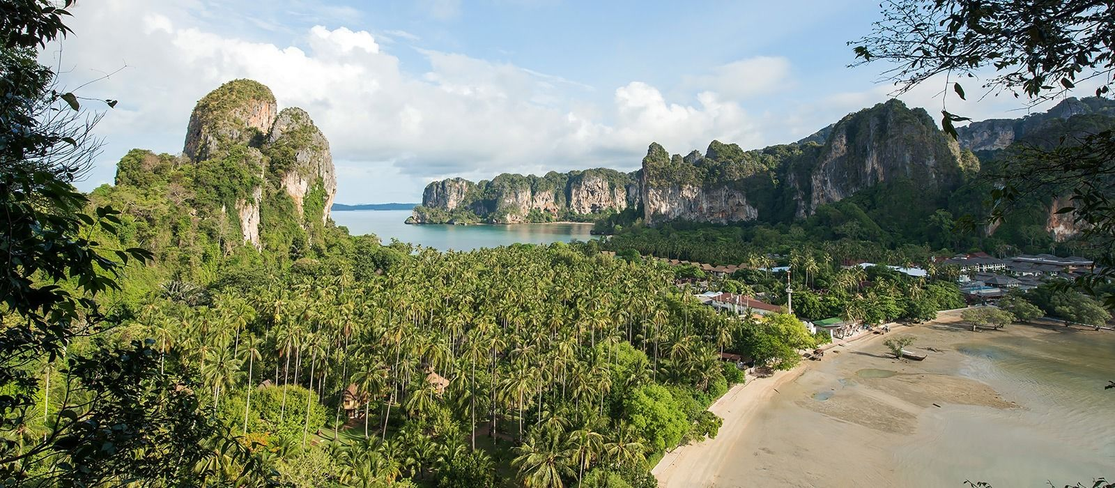 Destination Railay Beach Thailand