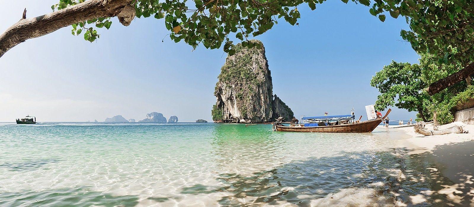 Destination Railay Beach Thailand