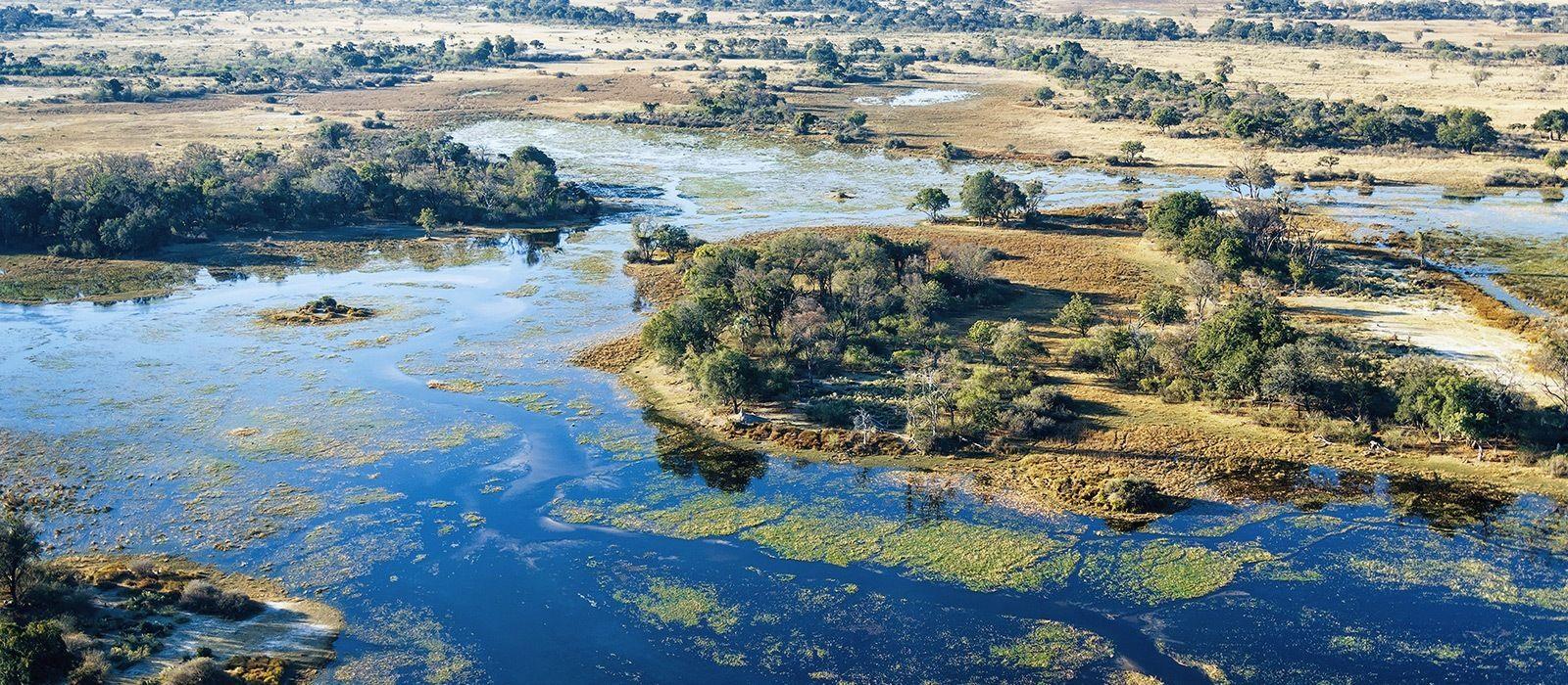Botswana & Simbabwe hautnah: Viktoriafälle, Chobe & Okavango Delta Urlaub 3