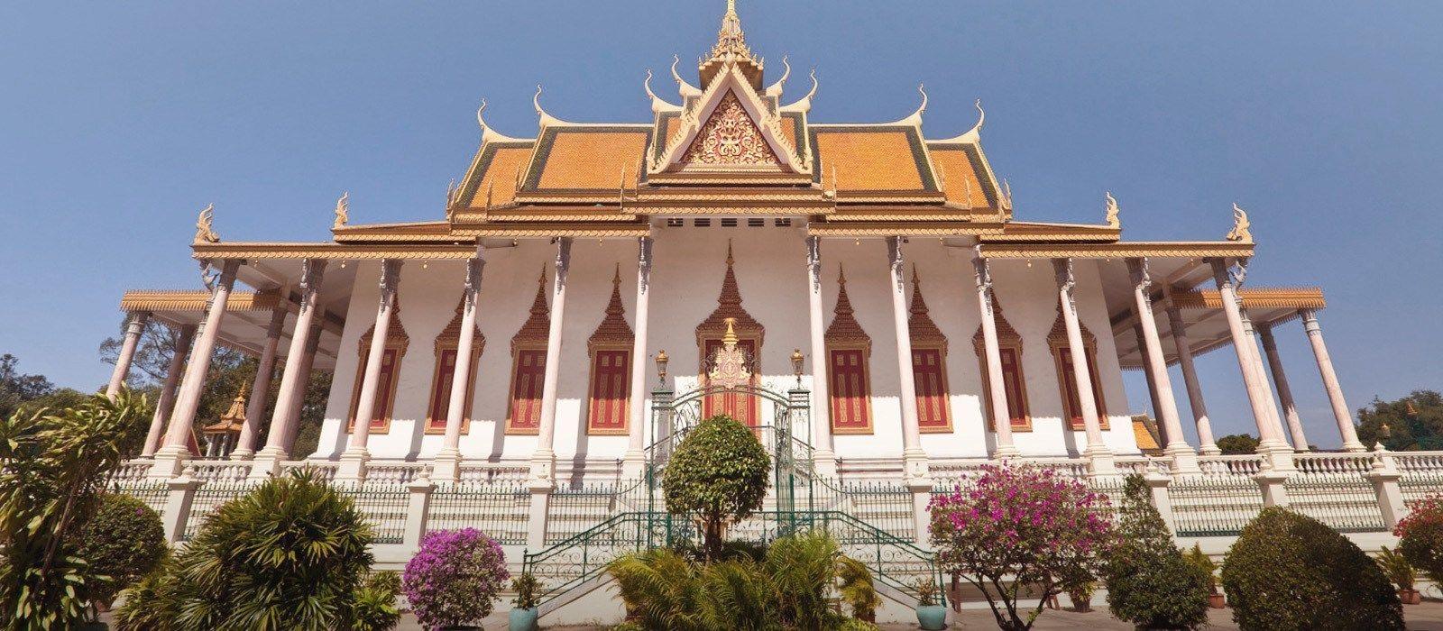 Südostasien Rundreise – mächtige Ströme und historische Städte Urlaub 7
