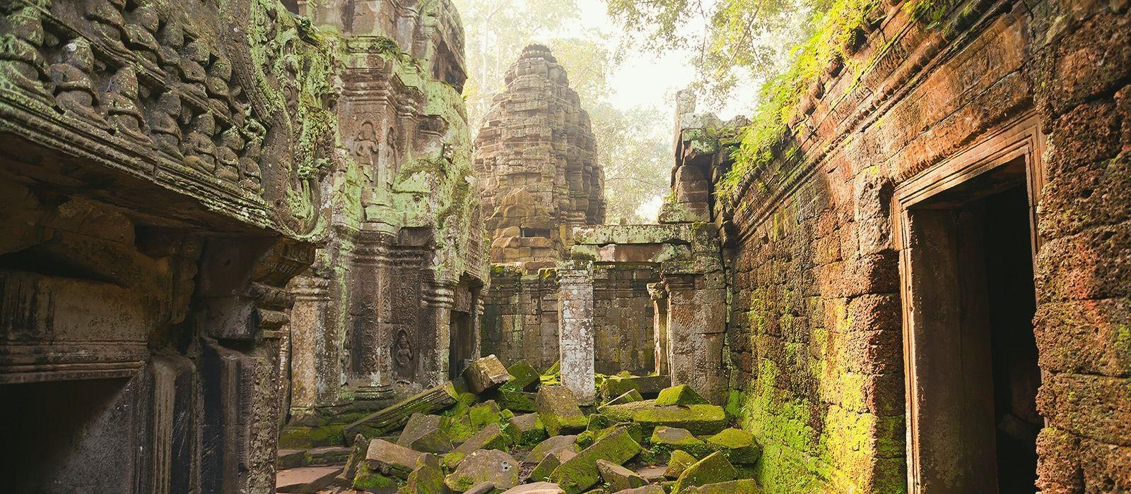 Kambodscha Kulturreise: Das Erbe von Angkor Urlaub 1