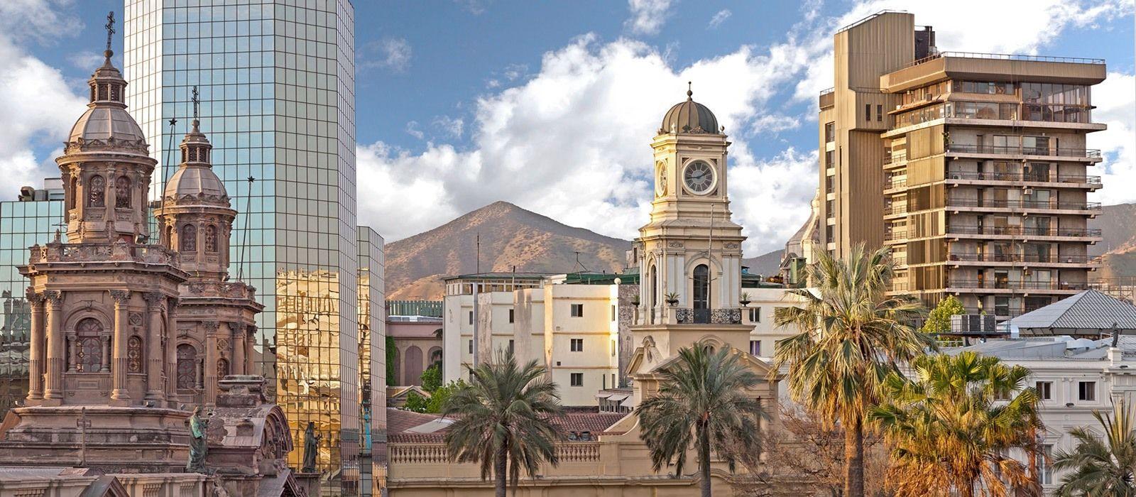 Destination Santiago de Chile Chile