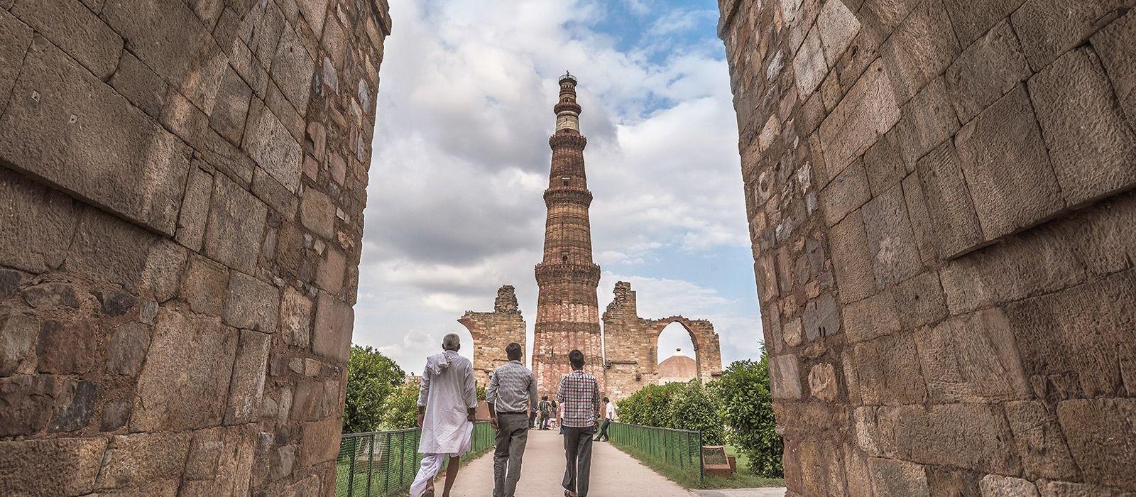 Destination Delhi North India