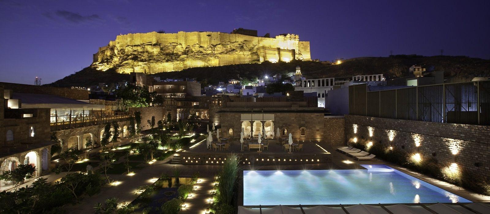 Hotel Raas North India