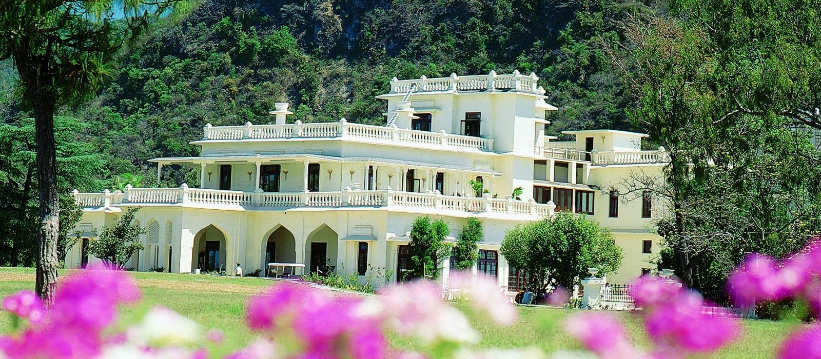 Hotel Ananda in the Himalayas Himalayas
