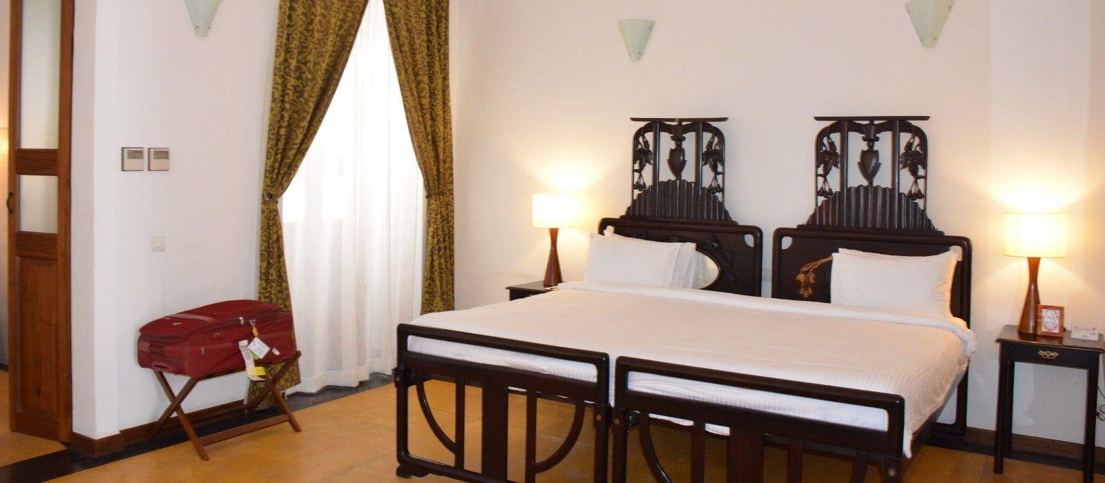 Hotel Palais De Mahe South India