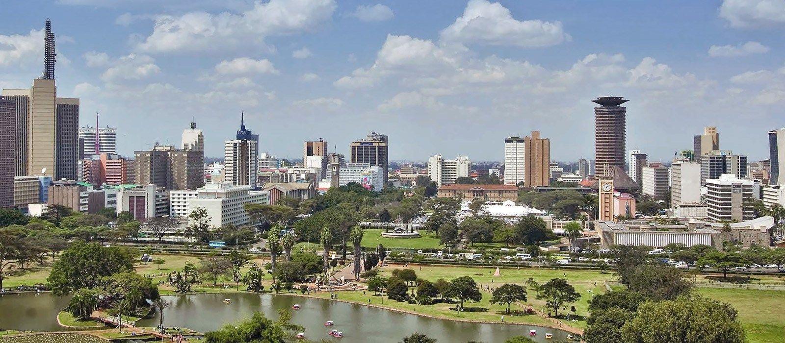 Safari Highlights of Kenya Tour Trip 2