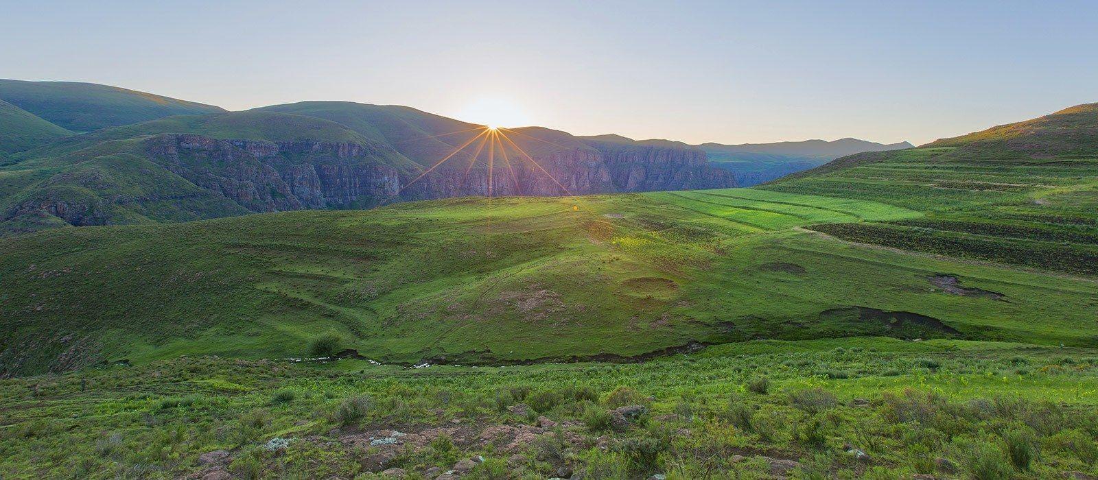 Lesotho Reisen & Rundreisen