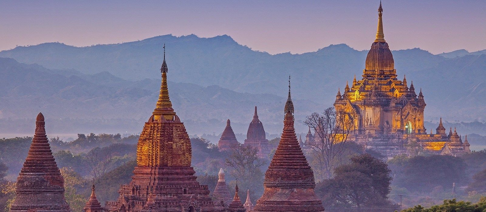 Destination Bagan Myanmar
