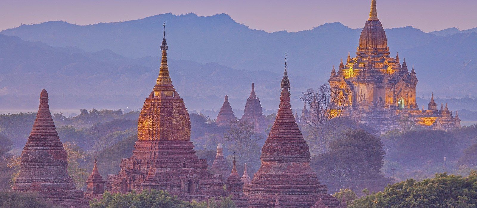 Myanmar Reisen & Rundreisen