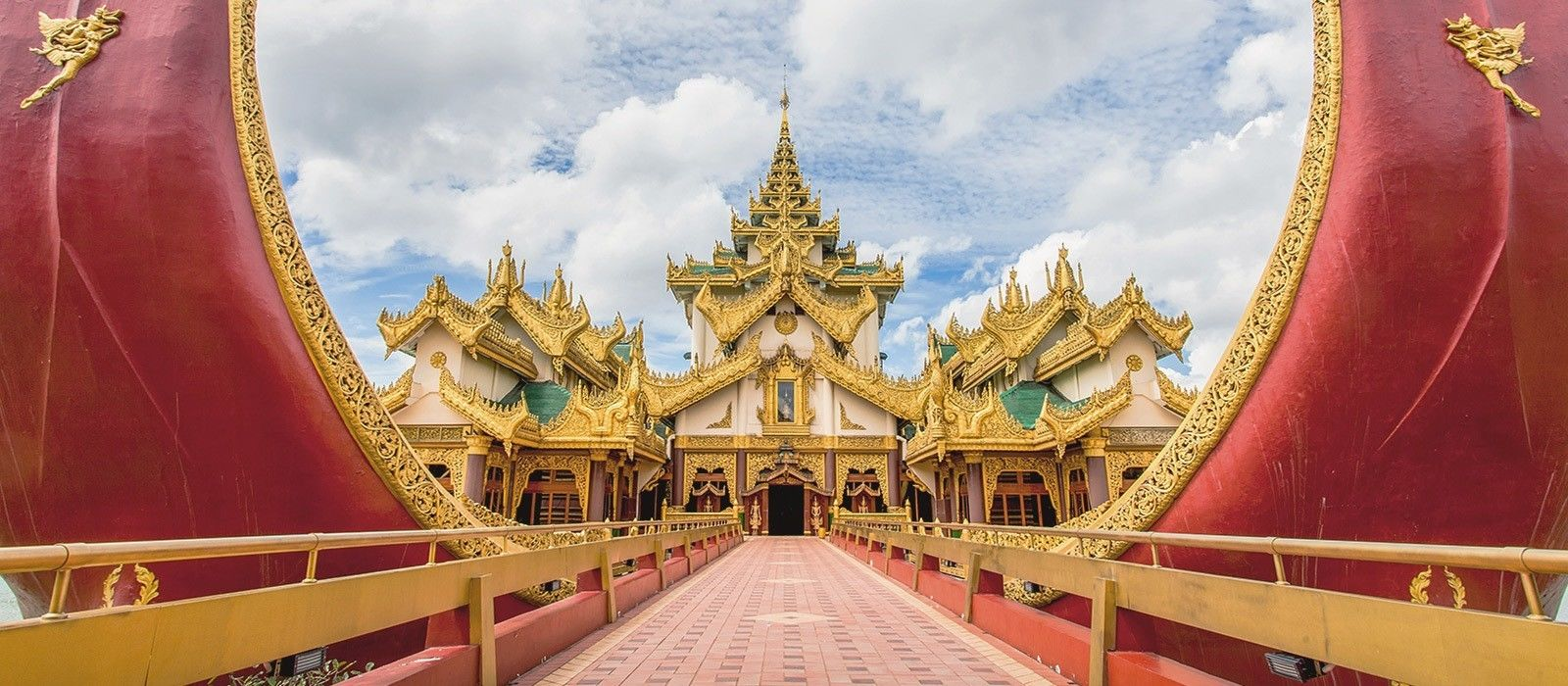 Luxus, Kultur und Entspannung im Goldenen Land Urlaub 1