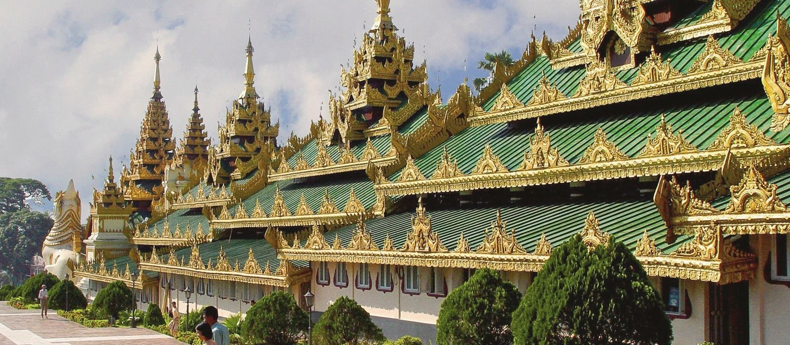 Destination Yangon Myanmar