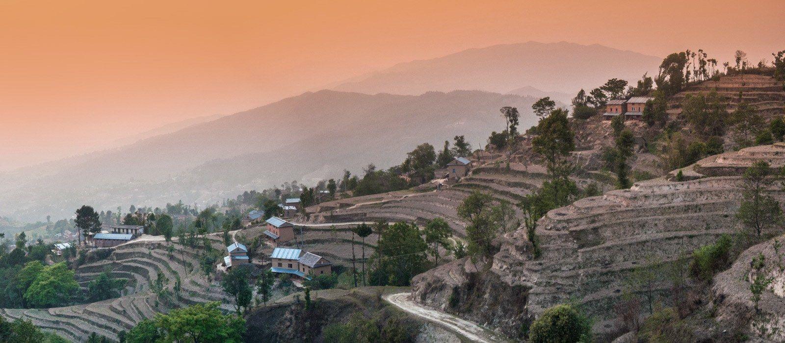 Destination Nagarkot Nepal