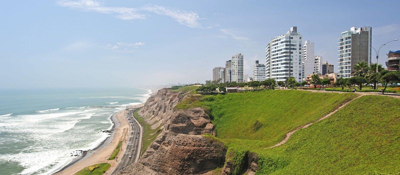 Destination Lima Peru