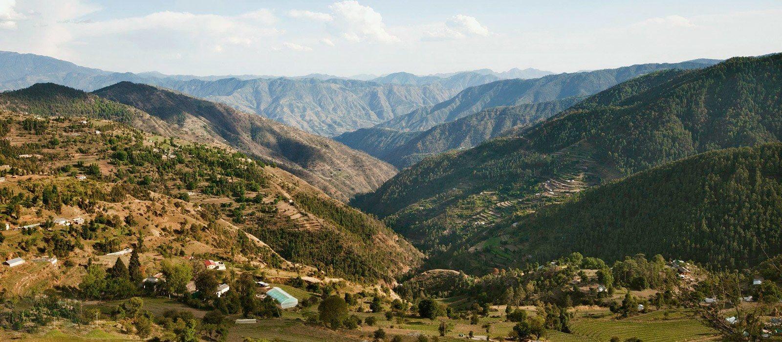 Das The Oberoi Hotels & Resorts Sommerangebot: Im Himalaya Gebirge Urlaub 1