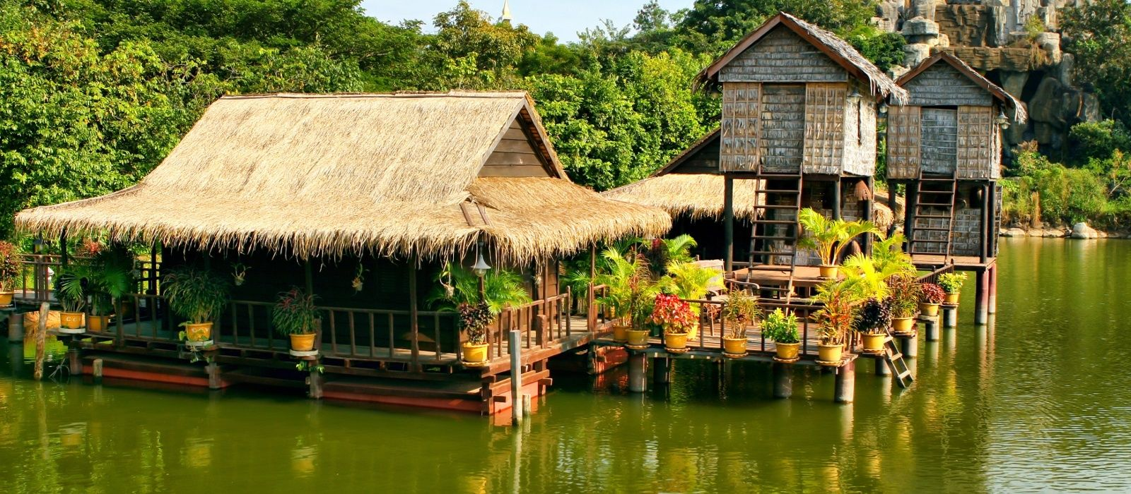Destination Siem Reap / Mekong Cambodia