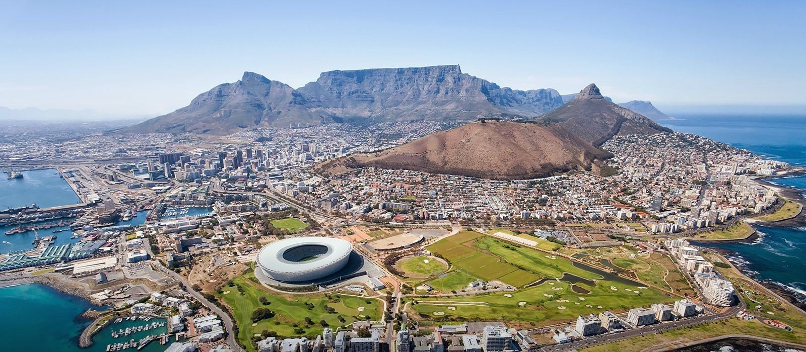 Cape Town, Safari and Exotic Island Vacation Tour Trip 2