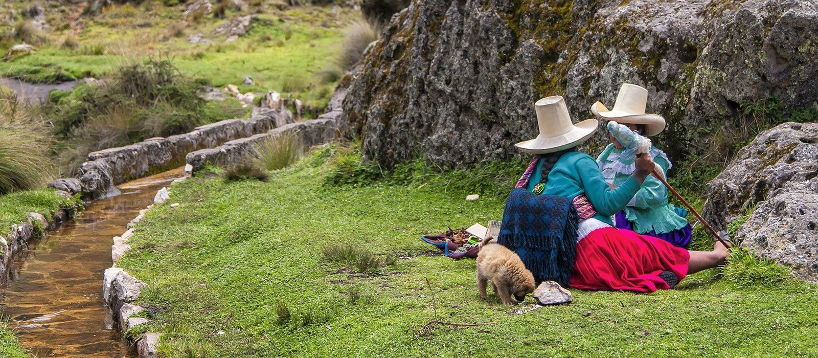 Destination Cajamarca Peru