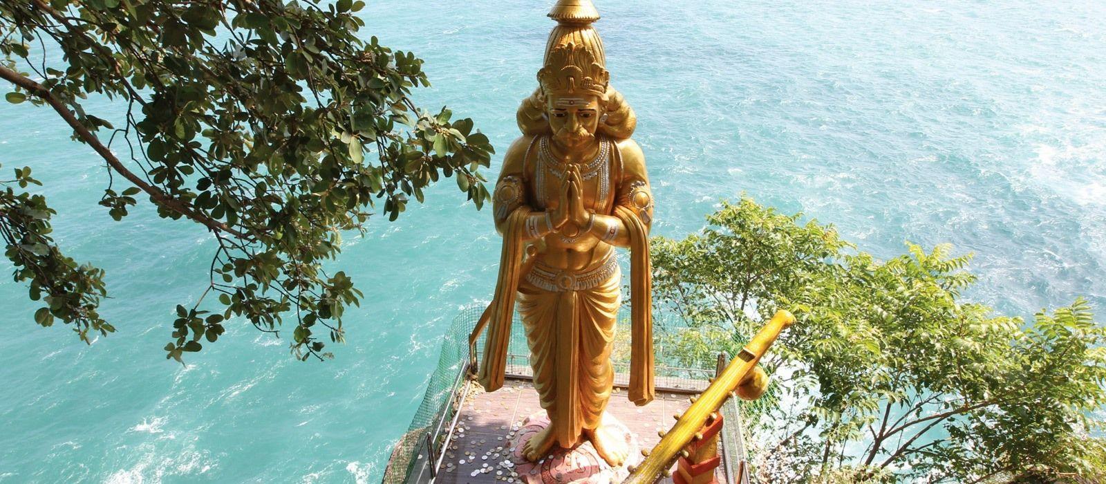 Reiseziel Trincomalee Sri Lanka
