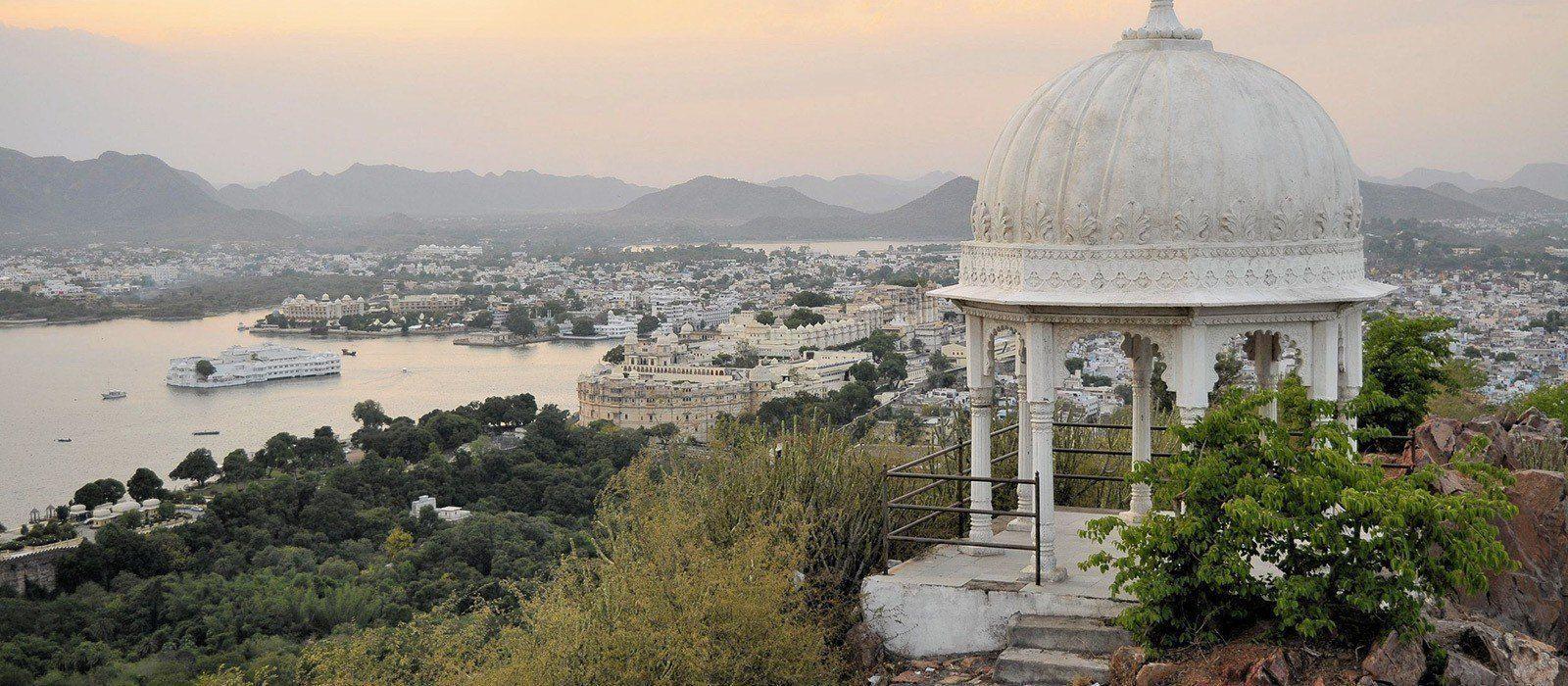 Rundreise: Prächtiges Rajasthan & entspanntes Kerala Urlaub 4