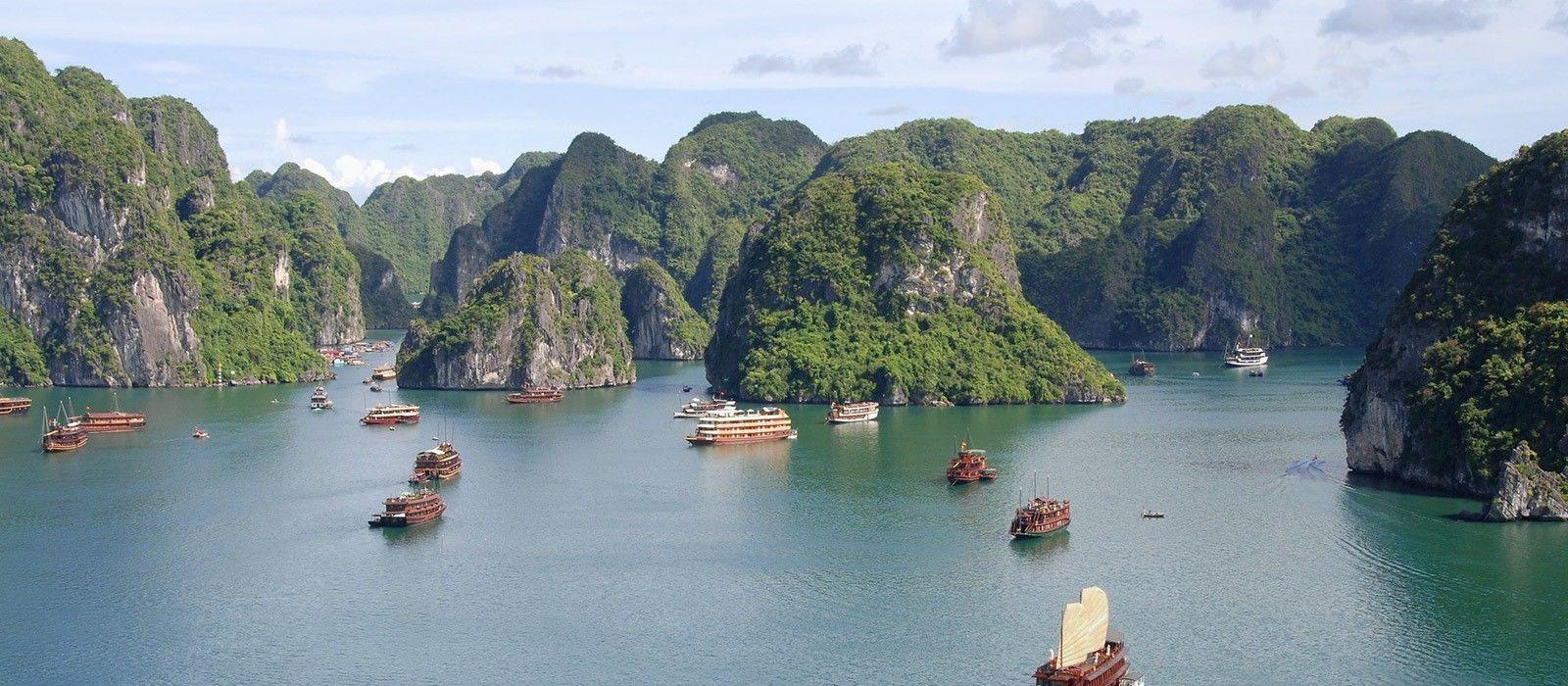 Vietnam Reisen & Rundreisen 1