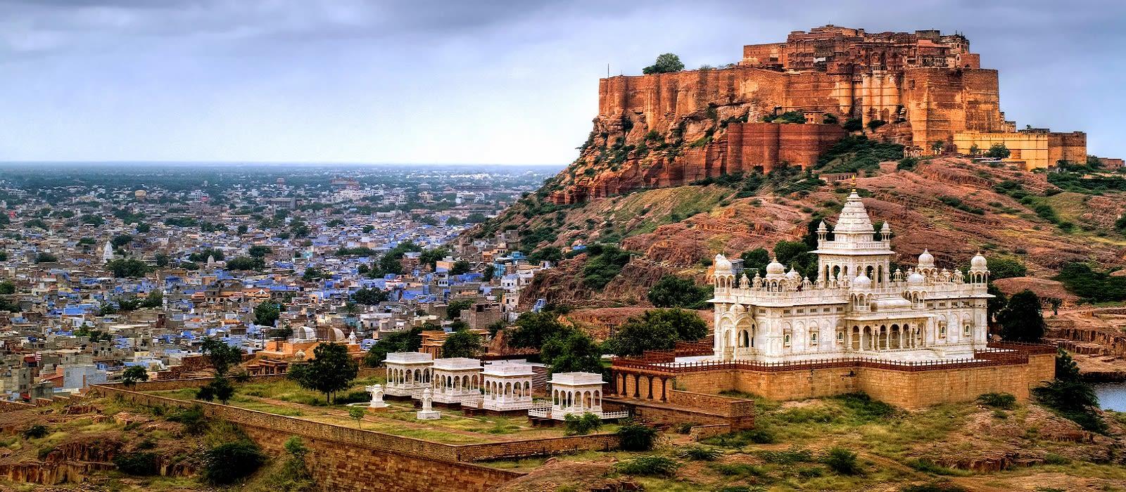Rajasthan's Jewels and Secrets Tour Trip 1