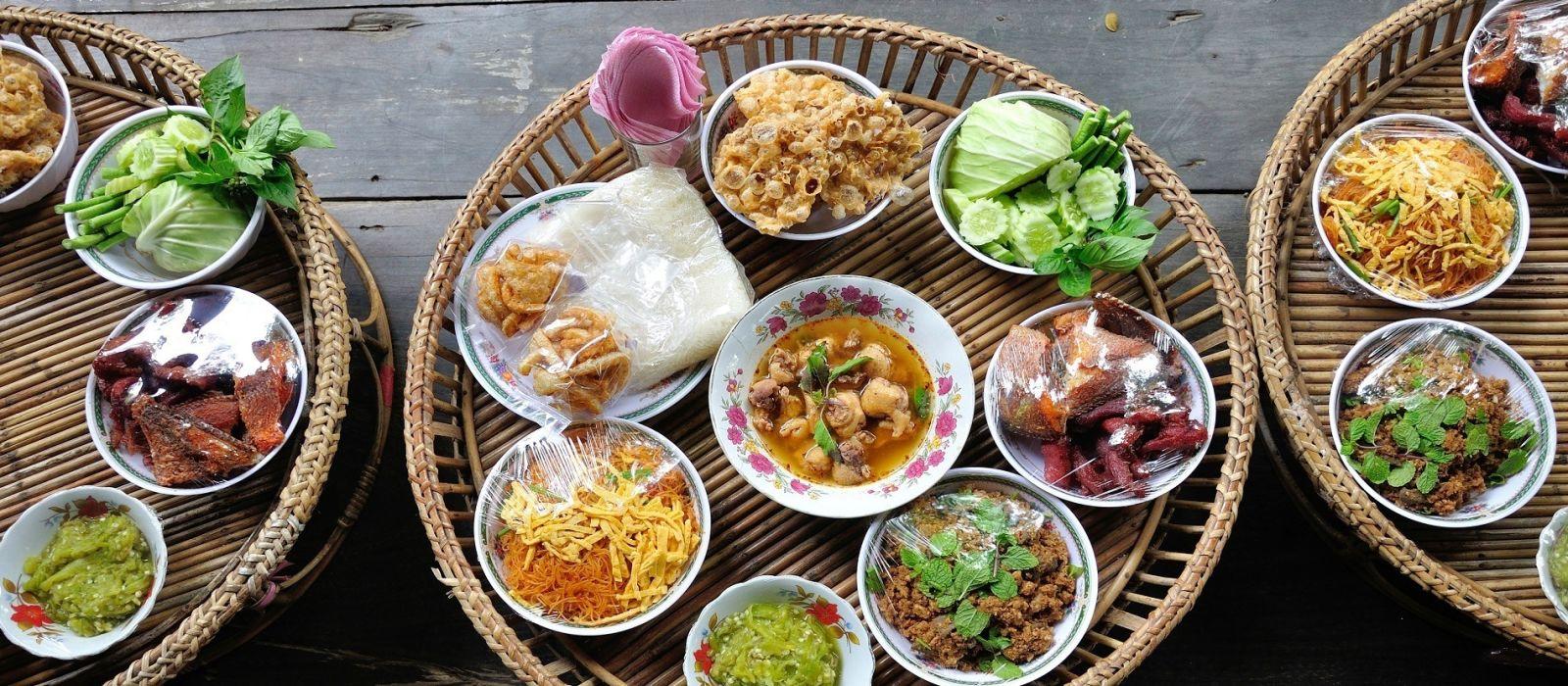 Thailand Gourmetreise: Märkte, Garküchen und Haute Cuisine Urlaub 1