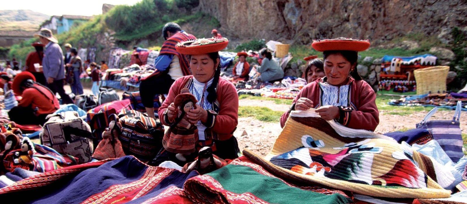 Machu Picchu, Inka-Pfad und Titikaka-See Urlaub 2
