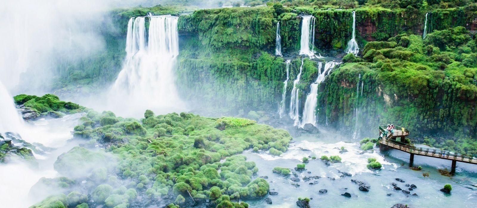 Naturparadies Brasilien – Wasserfälle, Regenwald und Amazonas Urlaub 2