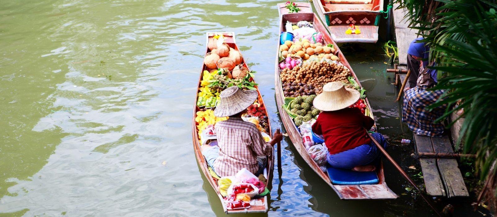 Thailand Gourmetreise: Märkte, Garküchen und Haute Cuisine Urlaub 6