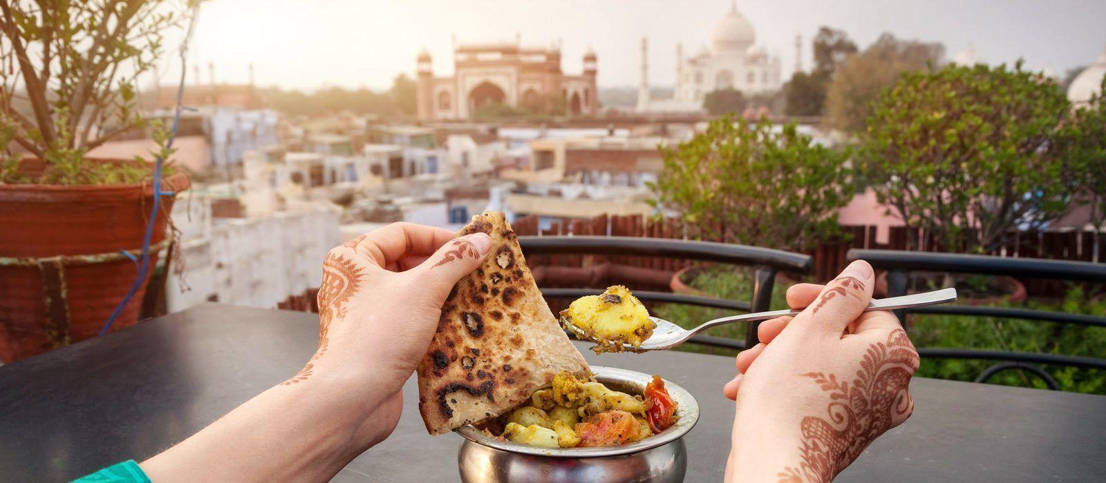Gourmetreise – Nordindien für Feinschmecker Urlaub 2