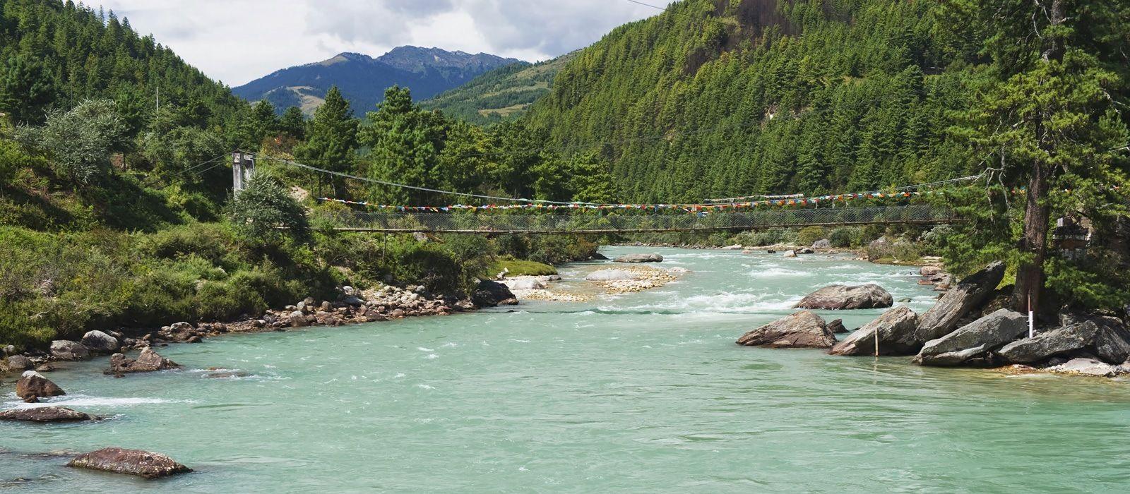 Bhutan: Auf den Spuren des Glücks Urlaub 5