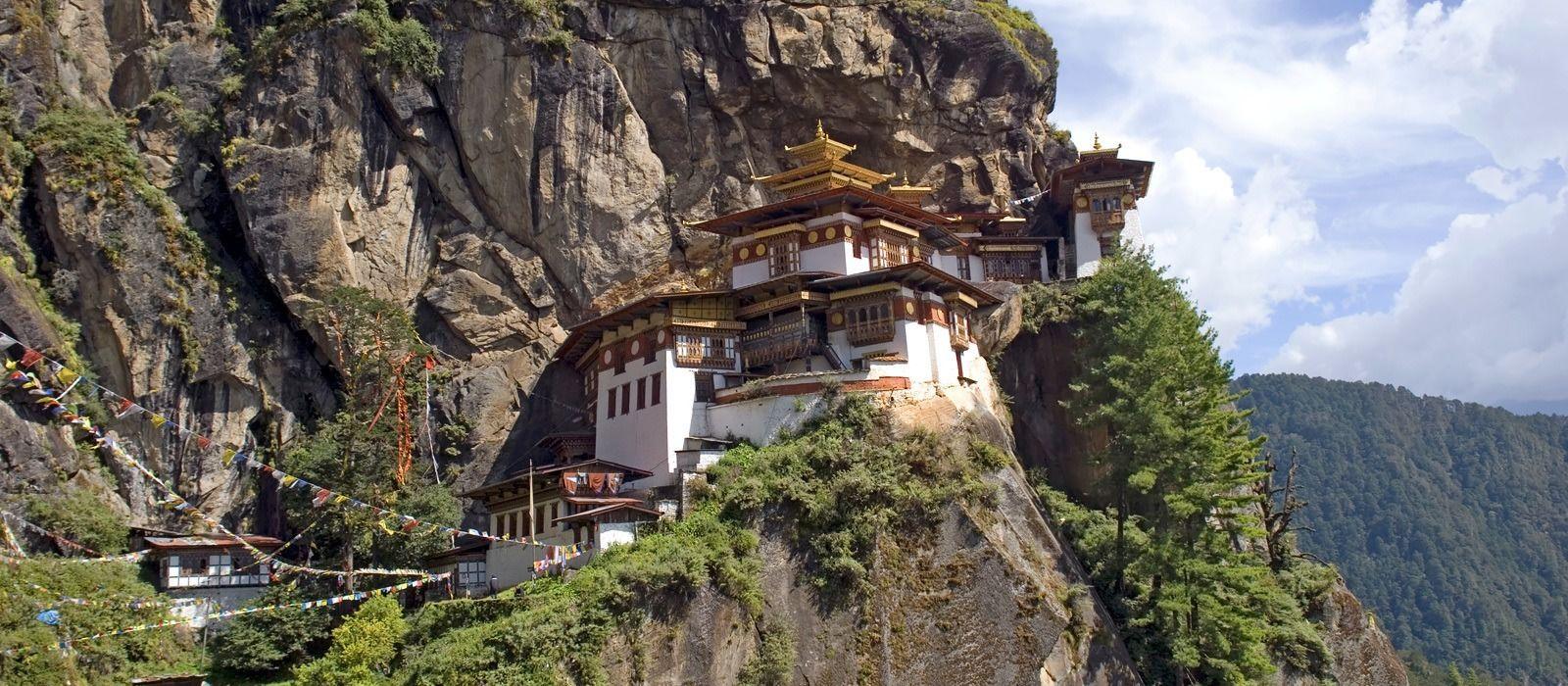 Bhutan: Auf den Spuren des Glücks Urlaub 1